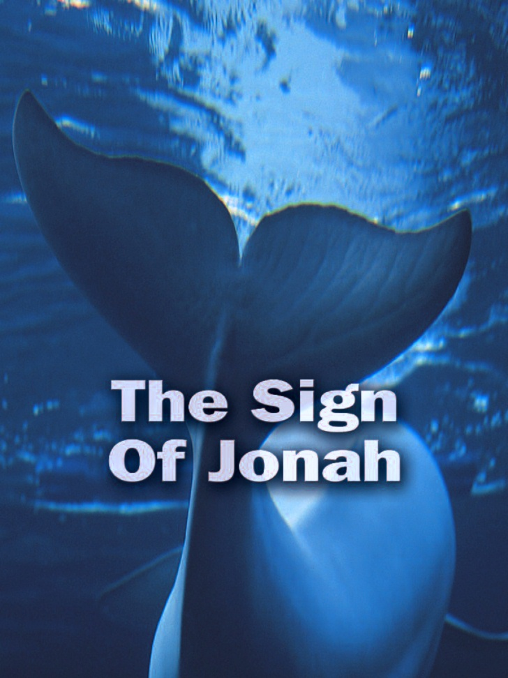 The sign of jonah tomorrow 39 s world for The sign