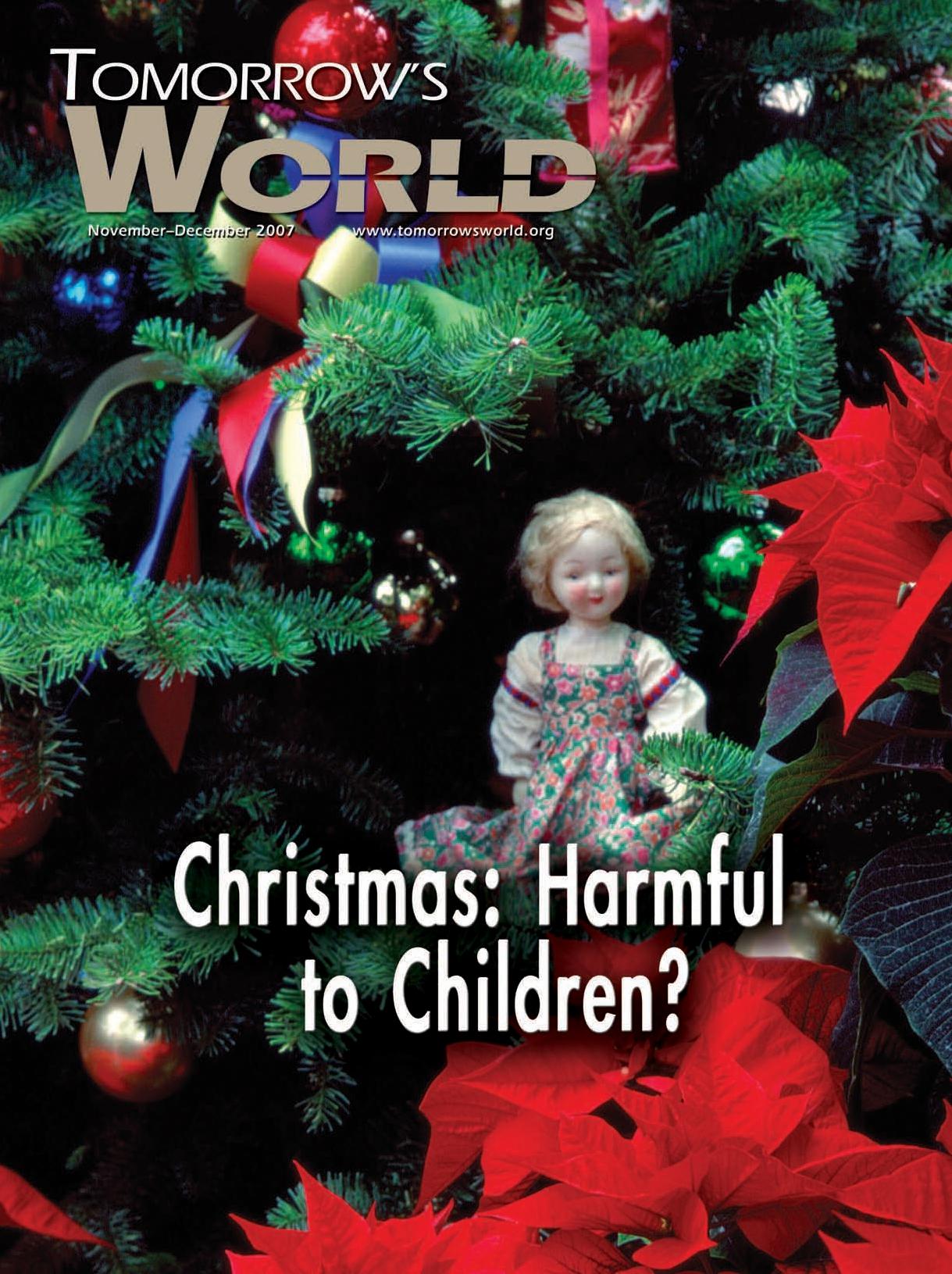 Christmas: Harmful to Children? | Tomorrow\'s World