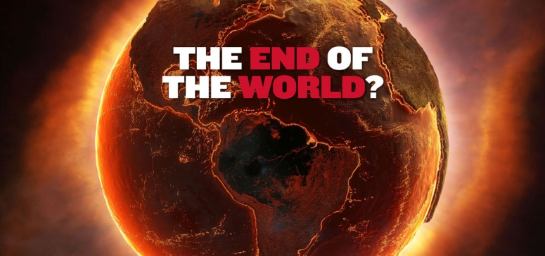 The End of the World? | Tomorrow's World Magazine
