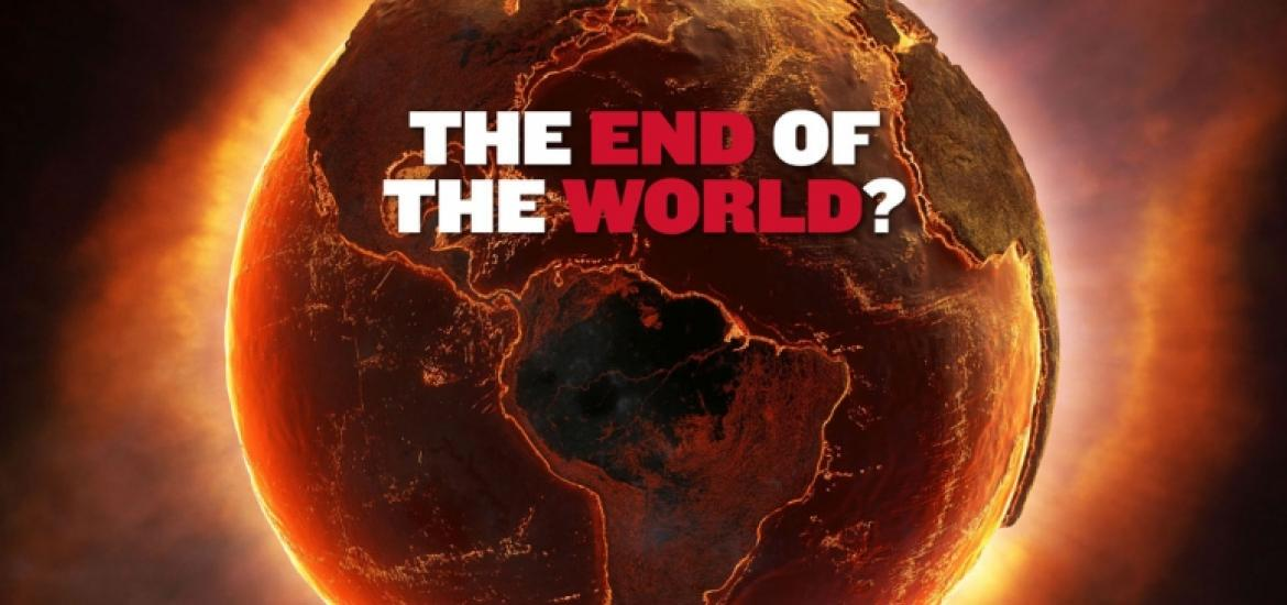 CANADA - The End of the World? | Tomorrow's World Magazine