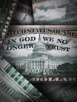In God We (No Longer) Trust