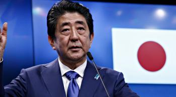 Shinzo Abe steps down as Japan's Prime Minister