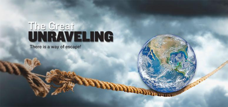 The Great Unraveling - Banner