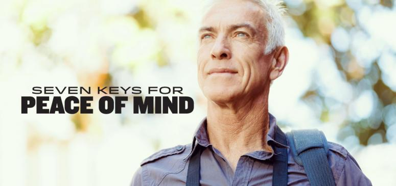 Seven Keys for Peace of Mind (2) - Banner