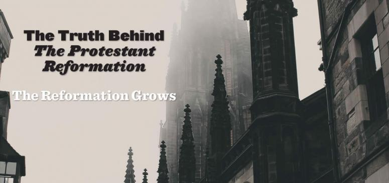 The Reformation Grows - Banner (1)