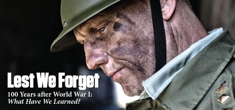 Lest We Forget (Nov-Dec 2018)