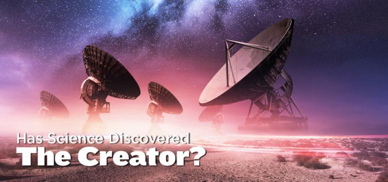 CANADA - TWArticle - Has Science Discovered the Creator?