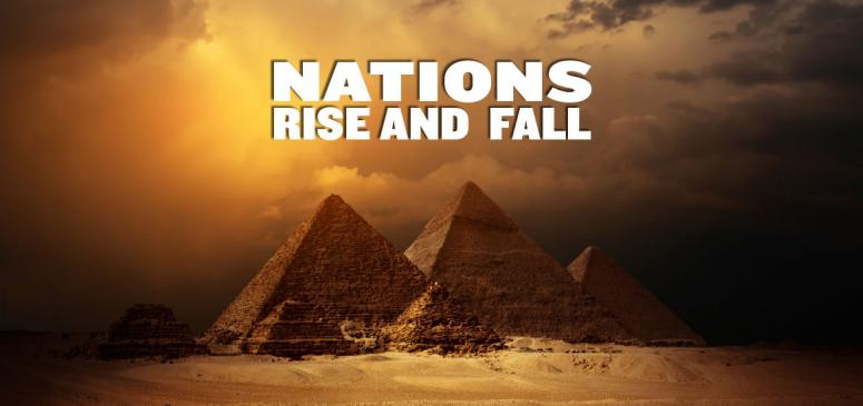 Nations Rise and Fall (November - December 2019)