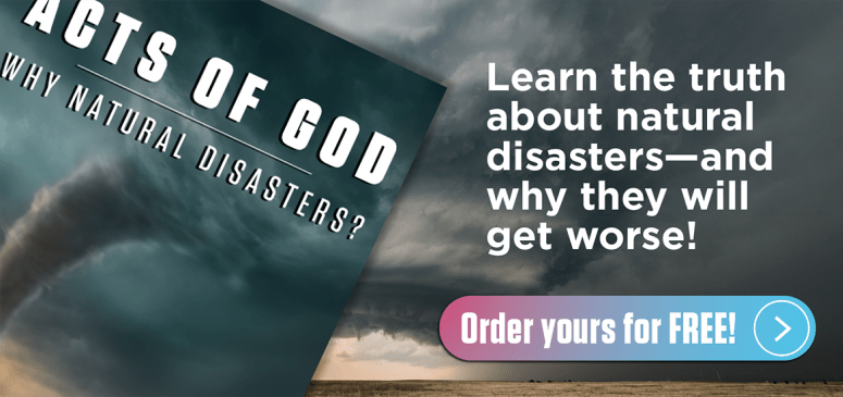 Literature Offer: Acts of God: Why Natural Disasters? (AG)