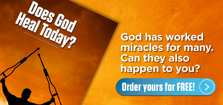 Literature Offer: Does God Heal Today? (GH)