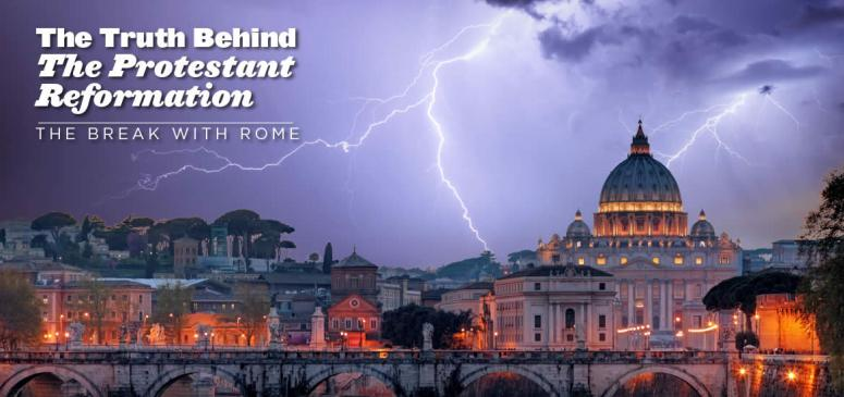 The Break with Rome - Banner (1)