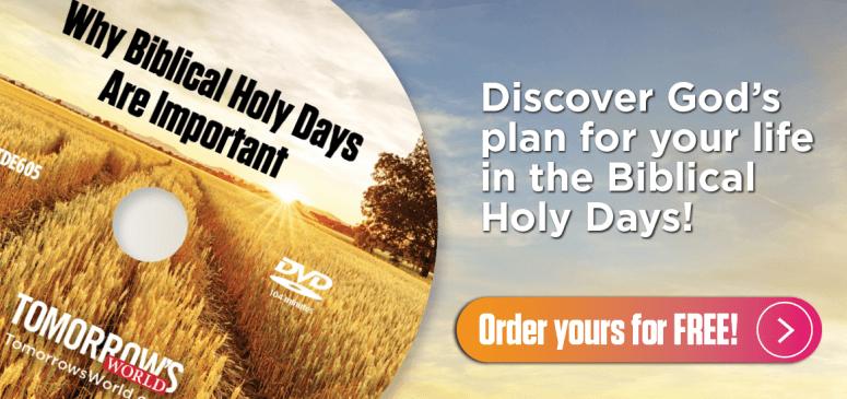 CANADA - USLitOffer - Holy Days (HD)