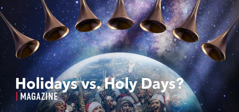 CANADA - TWArticle - Holidays vs. Holy Days