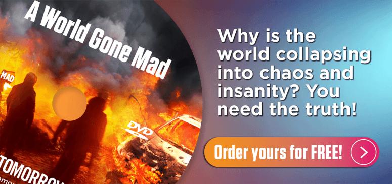 CANADA - USLitOffer - A World Gone Mad