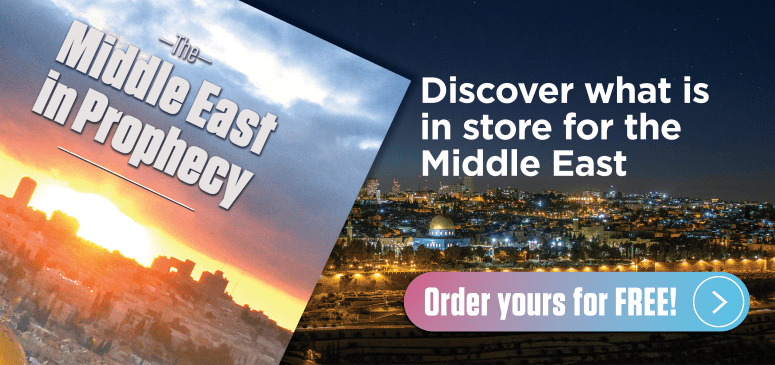 CANADA - Lit Offer - The Middle East in Prophecy