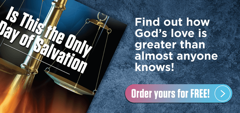 Literature Offer: Is This the Only Day of Salvation? (ODS)