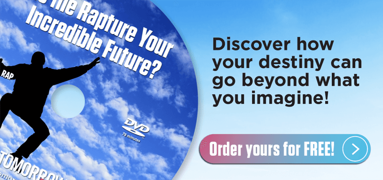 Literature Offer: Is the Rapture Your Incredible Future? (RAP)