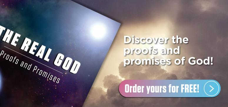 CANADA - USLitOffer - The Real God: Proofs and Promises (RG)
