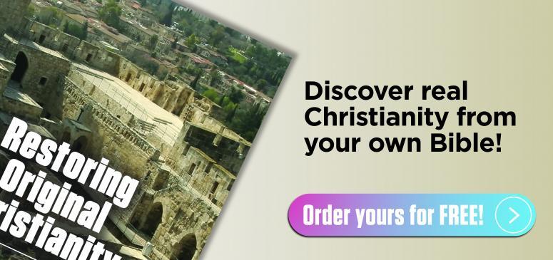 CANADA - Lit Offer - Restoring Original Christianity (ROC)