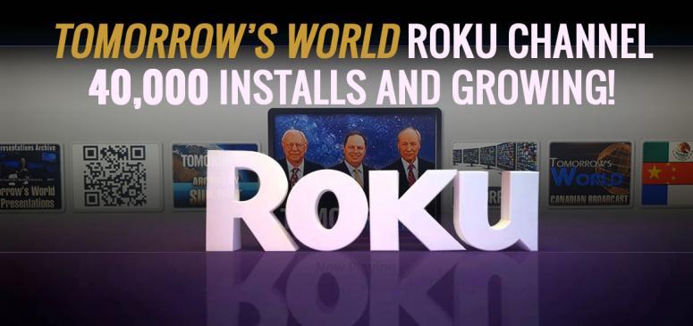 Roku 40,000 Installs - Banner
