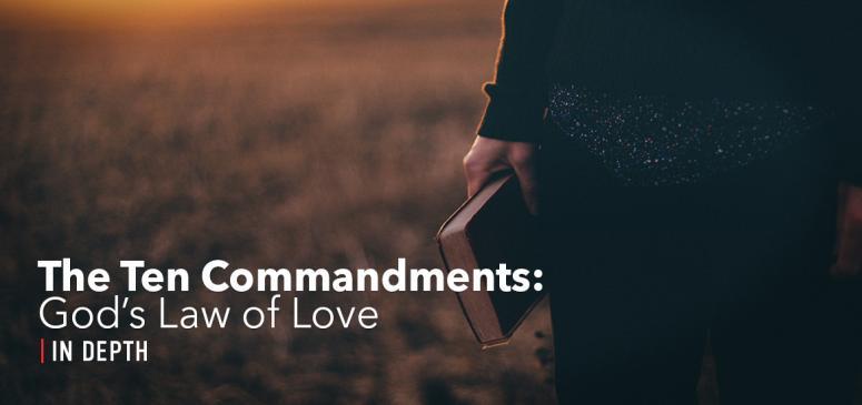 CANADA - In Depth - The Ten Commandments