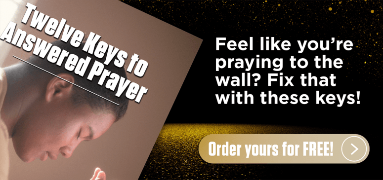 CANADA-US Lit Offer-12 Keys to Answered Prayer