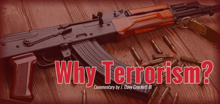 Why Terrorism - Banner