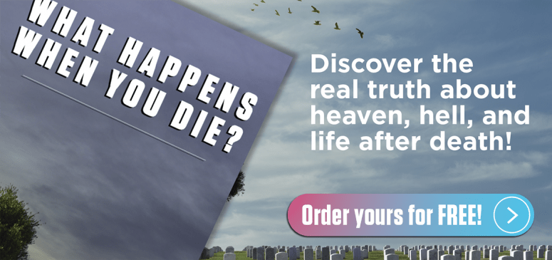 Literature Offer: What Happens When You Die? (WYD)