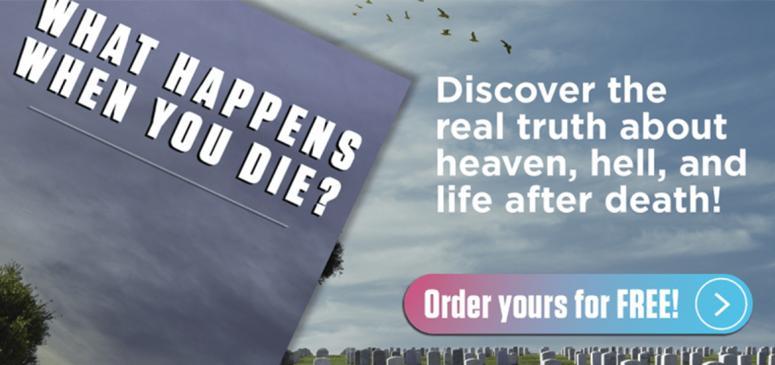 CANADA - USLitOffer - What Happens When You Die? (WYD)