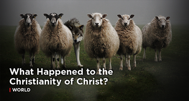 Article: What Happened to the Christianity of Christ?