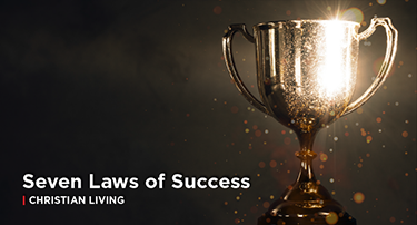 Article: Seven Laws of Success