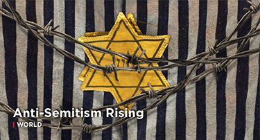 Article: Anti-Semitism Rising