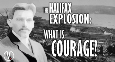 Tomorrow's World Viewpoint | The Halifax Explosion: What Is Courage?