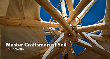 Oh Canada | MASTER CRAFTSMAN OF SAIL