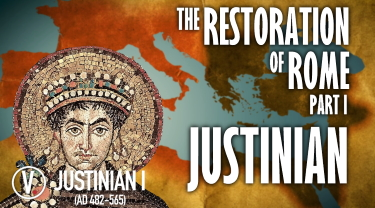 Tomorrow's World Viewpoint | The Restoration of Rome Part I - Justinian