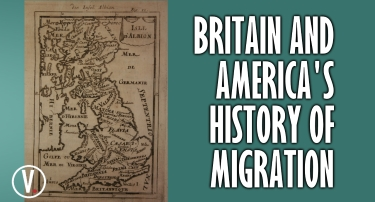 Tomorrow's World Viewpoint | Britain and America's Shared History of Migration