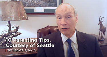 Update: 10 Parenting Tips, Courtesy of Seattle