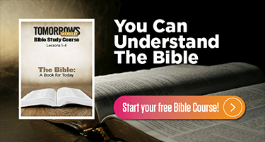 You can understand the Bible -- Start your free Bible Course