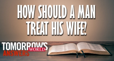 TWAnswers - How Should a Man Treat His Wife?
