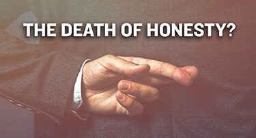 TWNow: The Death of Honesty