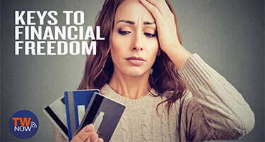 TWNow Video Thumbnail: Keys to Financial Freedom