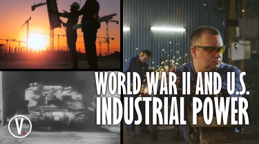 Tomorrow's World Viewpoint   World War Two and US Industrial Power