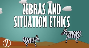 Tomorrow's World Viewpoint | Zebras and Situation Ethics